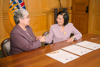Mine revenue-sharing agreements benefit First Nations and the Cariboo