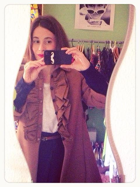Manoush abrigo