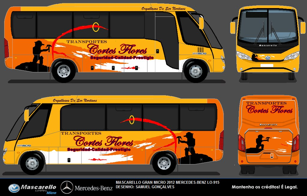 N Owl Next Bus Franco Andres (Marcand...