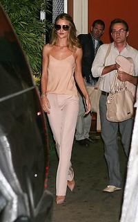 Rosie Huntington Whiteley Camisole Vest Celebrity Style Women's Fashion