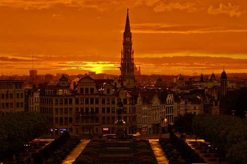 Bruxelles from life of Marguerite Yourcenar