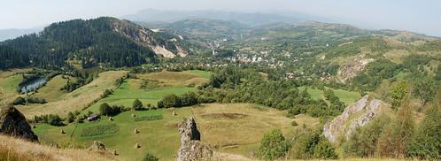 Paysage minier historique de Roşia Montană, Roumanie