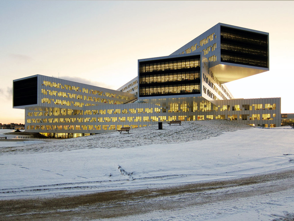 Statoil Regional and International Offices design by a-lab