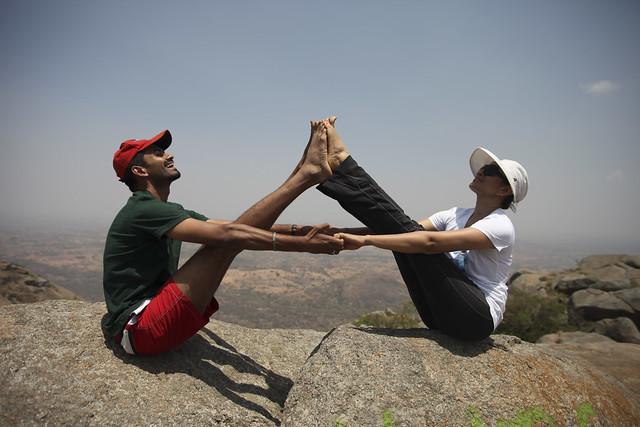 Total Yoga teachers!