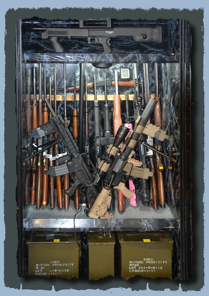 Show off your safe/gun room - Gun Safes