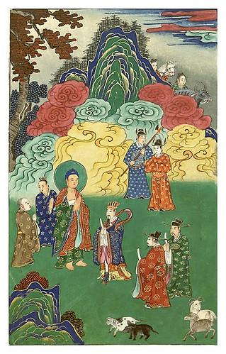 007-Vida y actividades de Shakyamuni Buda encarnado-1486-Biblioteca Digital Mundial