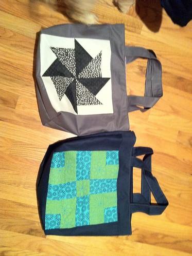 More bags!