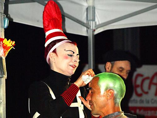 Artistic Hairdressers, Mueca, Puerto de la Cruz, Tenerife