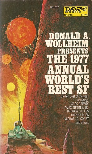 Donald A. Wollheim (ed) - The 1977 Annual World's Best SF (DAW 1977)