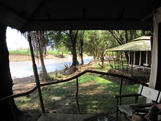 View at Larsens Camp