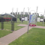 National Memorial Arboretum - Gallipoli 1916