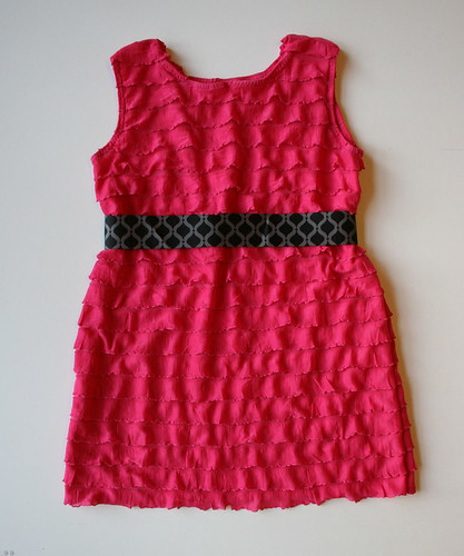 ruffle dress 1