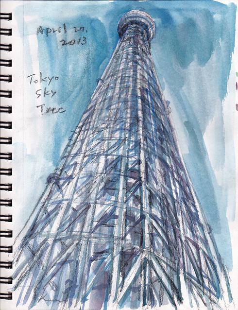 Tokyo Sky Tree 0427