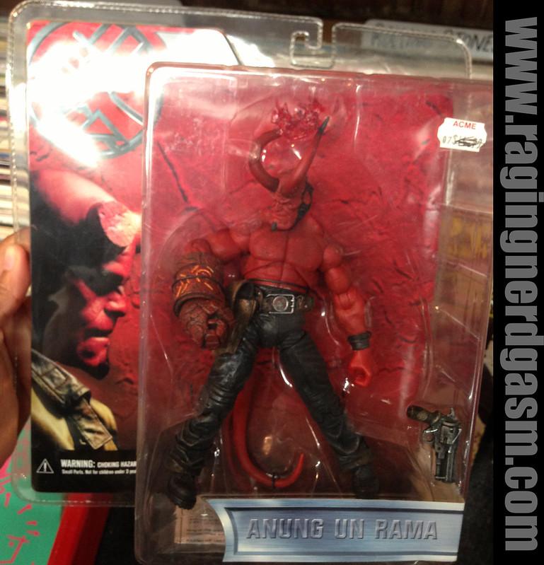 Mezcon Hellboy Anung Un Rama Figure