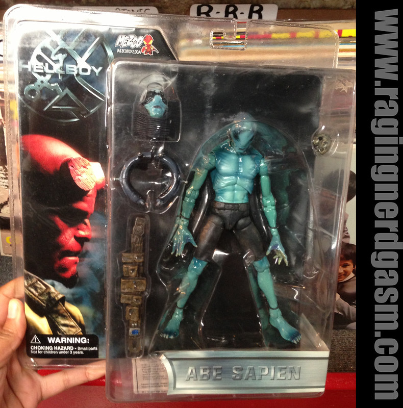 Mezcon Hellboy Movie Abe Sapien