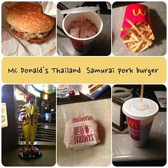 #mcdonalds #thai