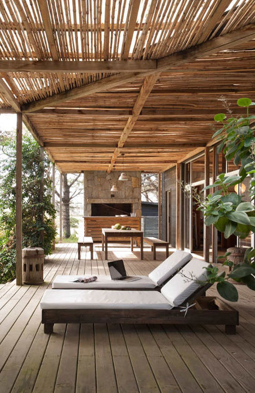 10 OF THE BEST OUTDOOR AREAS | THE STYLE FILES