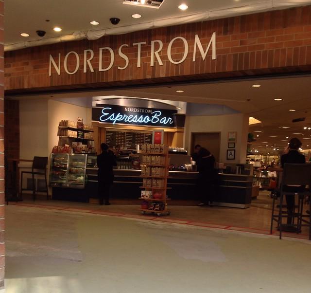 Nordstrom Glendale Espresso Bar
