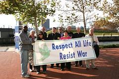 Respect Life Resist War
