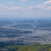 筑波山からの眺め 桜川