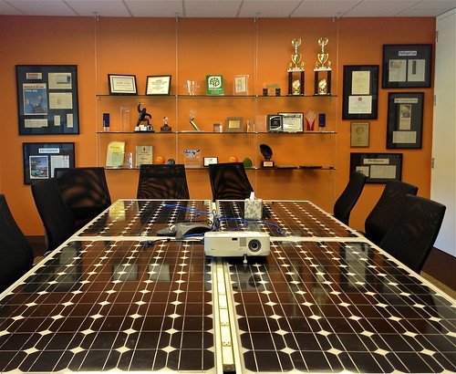 SolarCity Tables