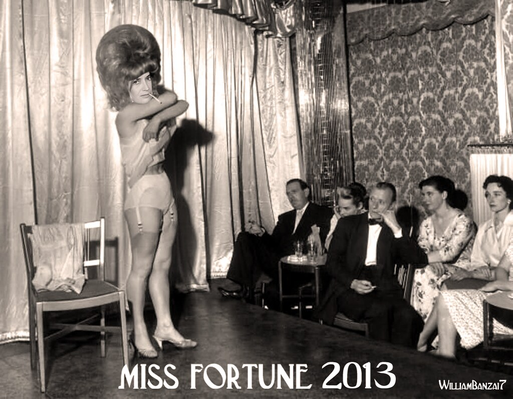 MISS FORTUNE 2013