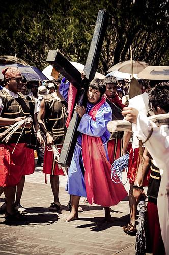 Vía Crucis en Chazumba (30)