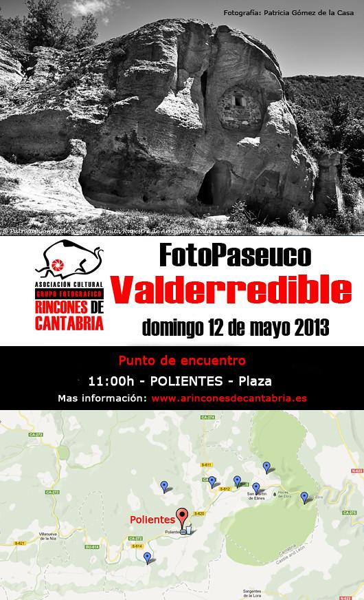 FotoPaseuco Valderredible