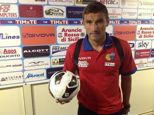 Catania-Siena 3-0 le pagelle di SiciliaToday: Bergessio e Barrientos da favola$