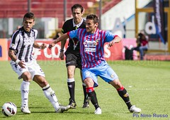 Catania-Siena(3-0): sintesi video