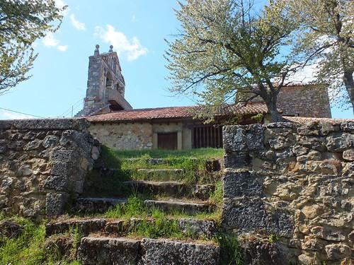 iglesia de S. Pedro de Foncollada
