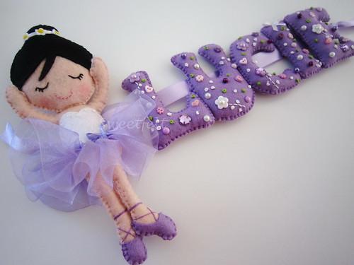 ♥♥♥ Lucie... by sweetfelt \ ideias em feltro
