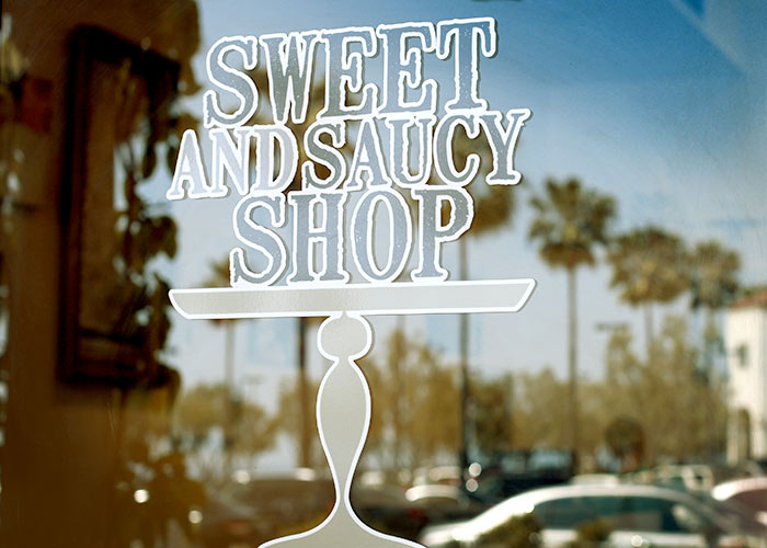 Sweet and Saucy Shop
