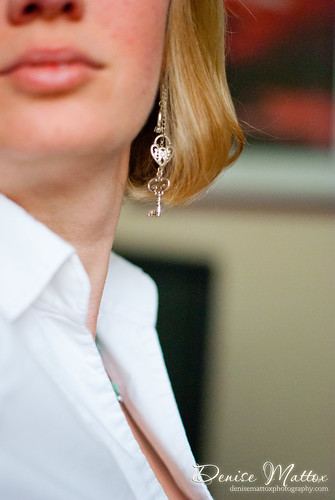 177: Key earrings