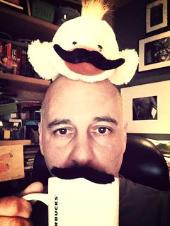 Day 139 of 365 - Duckstachio!