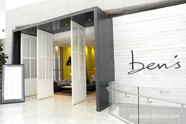 ben's pavilion