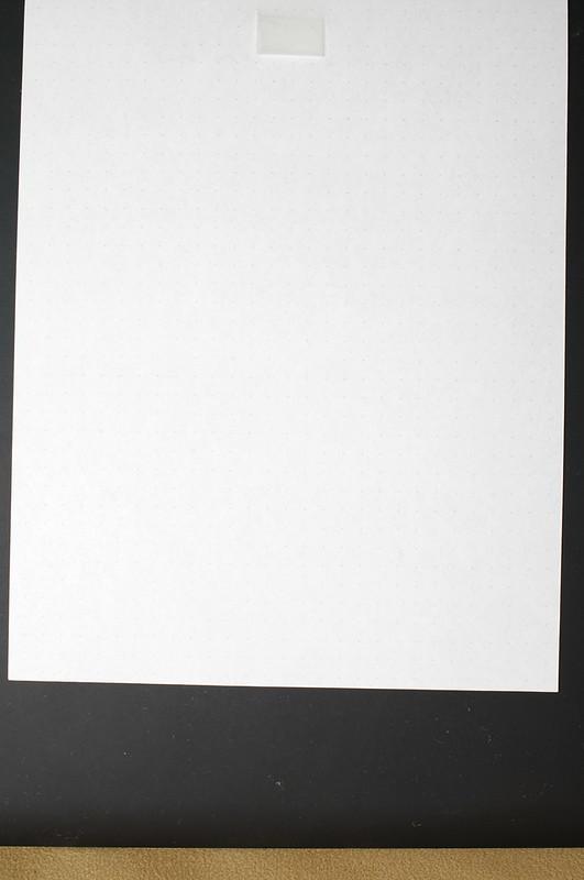 RHODIA 80g dotPad back