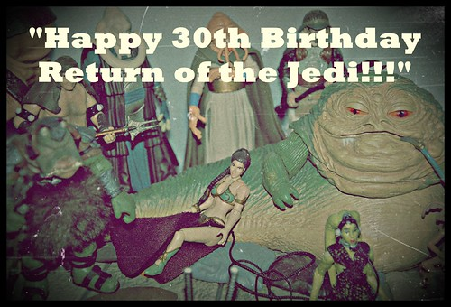 Happy 30th Birthday ROTJ!