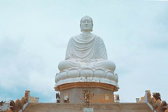 temple, temple, landmark, place of worship, monument, gautama buddha, statue,