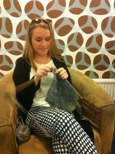 Andrea strikker
