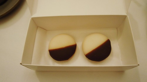 Black & White Cookies (Sweet)