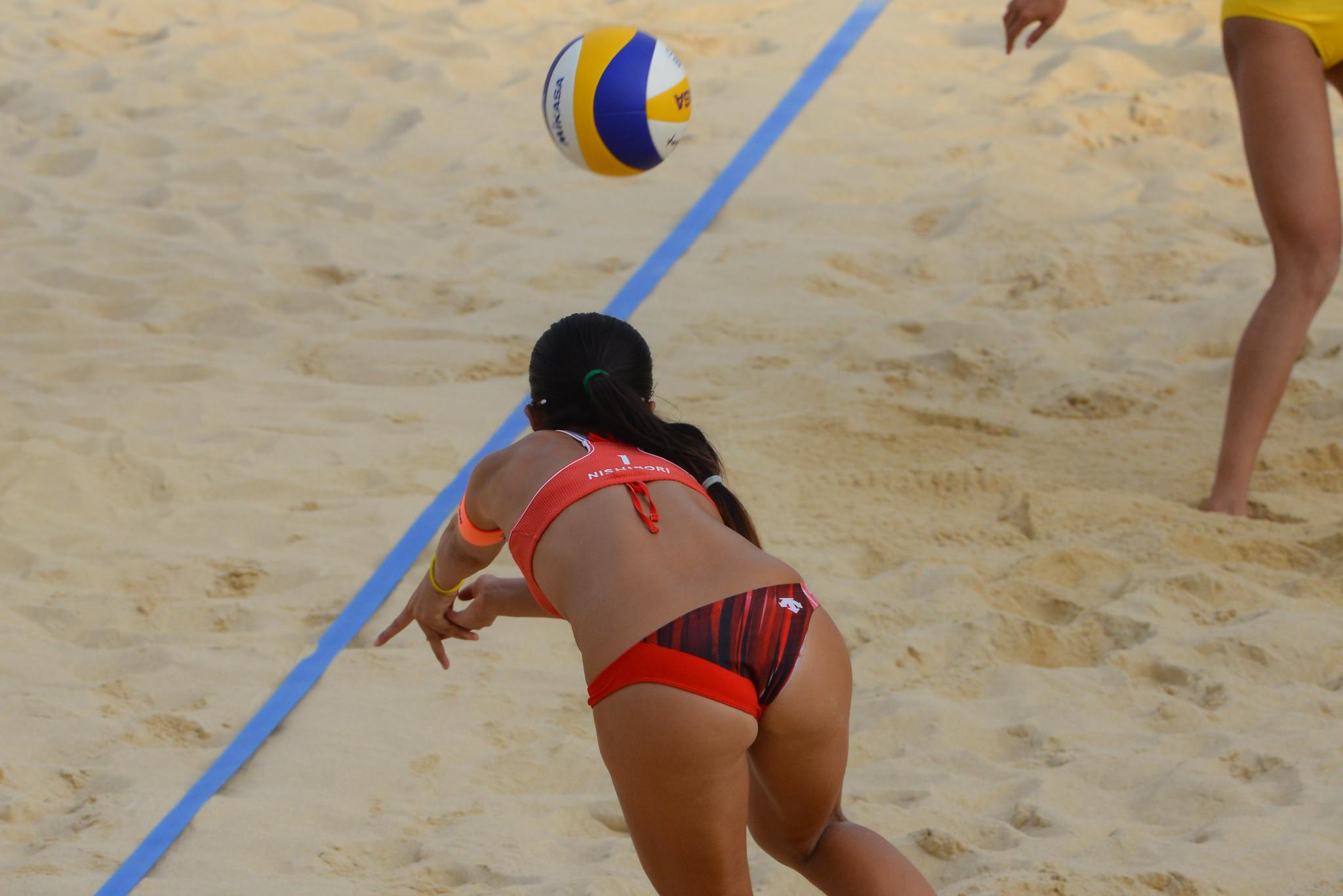 14 亚洲女子沙滩排球 3