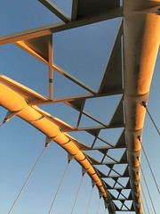 Humber Bay Pedestrian Bridge