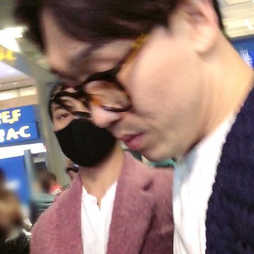 Big Bang - Incheon Airport - 22mar2015 - G-Dragon - a081813 - 07