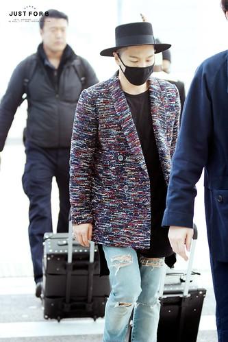 Big Bang - Incheon Airport - 21mar2015 - Tae Yang - Just_for_BB - 05