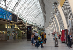 Gare Avignon TGV