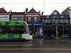 Tram in Fitzroy