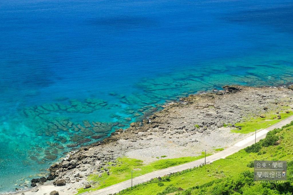 蘭嶼燈塔環島公路12