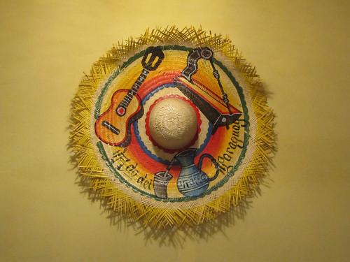 Encarnación: décoration dans notre chambre
