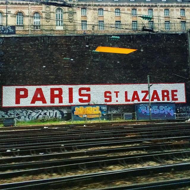#Paris #Saintlazare #psl #rouenparisrouen #tw